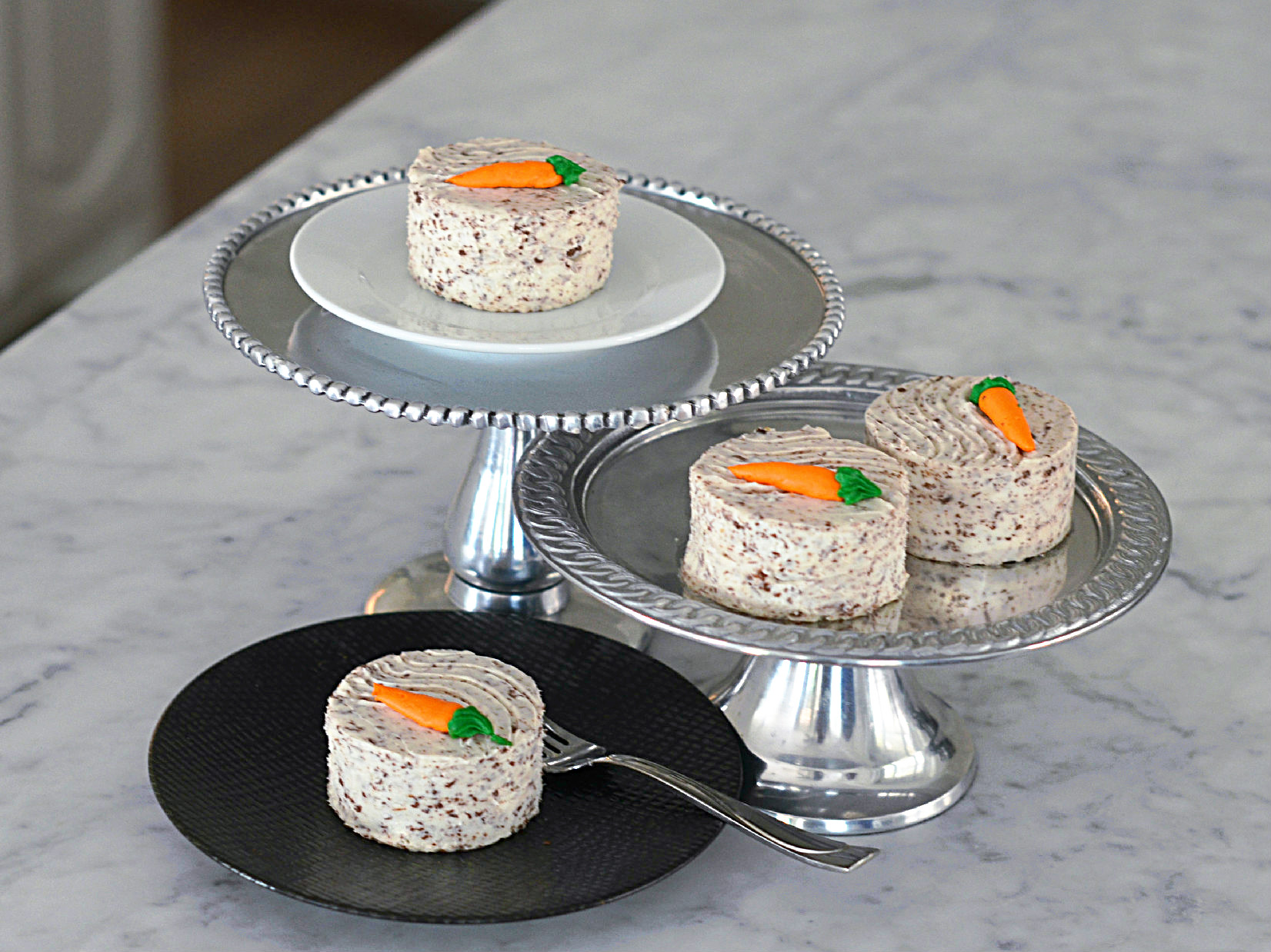 Carrot Cake Display