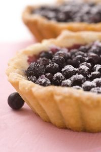 Chocolate Blueberry Tart Recipe