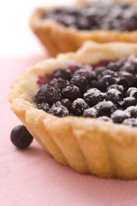 Chocolate Blueberry Tart Recipe