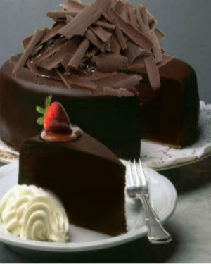 Decadence Truffle Cake 8″