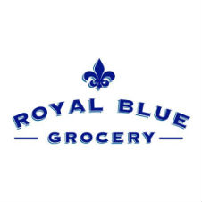 As Seen in Royal Blue Grocery