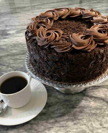Chocolate Fudge Cake Delivery Dallas