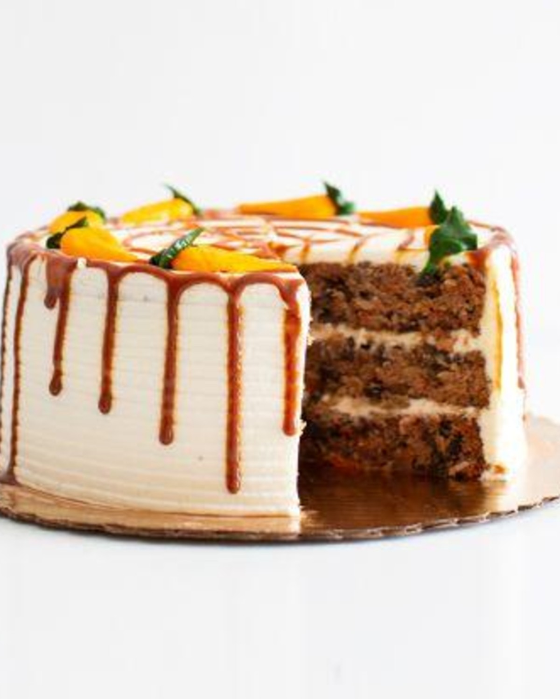 Dark Chocolate Bakery Carrot Cake 2020
