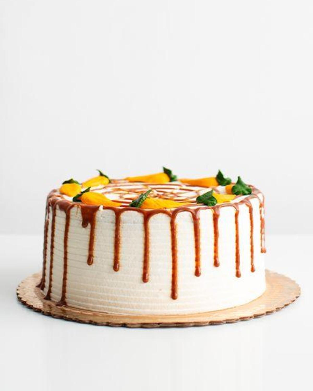 Dark Chocolate Bakery Carrot Cake